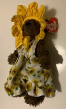 Ty Attic Treasures Collection Beanie Babies - Susannah the Bear With Tags