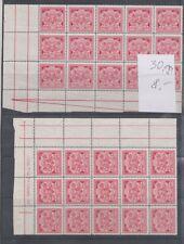 LATVIA SELECTION OF 30 stamps MNH,10 LATU