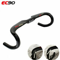 EC90Cycling Road Bike Carbon Handlebar Racing Cycling Bicycle Drop Bar 31.8mm US