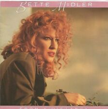 Bette Middler - From A Distance / One More Round (Vinyl-Single 1990) !!!