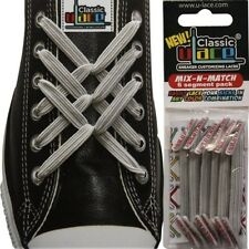 U-Lace Classic No-Tie Customized Sneaker Shoe Laces Mix & Match