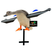 NEW LUCKY DUCK SUPER LUCKY SPINNING WING DRAKE OR HEN DECOY REPLACEMENT WINGS