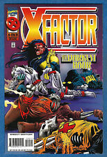 X-FACTOR #117 VF//NM 1986
