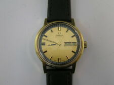 Vintage Omega Watch Automatic Day/Date Cal 1020  1972
