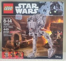 Lego Star Wars Rogue One 75153 AT-ST Walker New, Sealed