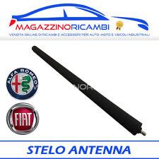 STELO ANTENNA AUTORADIO ALFA ROMEO GIULIETTA MITO FIAT 500 ORIGINALE 52019353