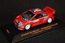 IXO Peugeot 307 WRC 2006 1:43 #16 Gardemeister / Honkanen Rallye Monte-Carlo