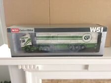 Boxed WSI 1/50 Scale Scania R500  Highline W/ Fridge Trailer 'Groda A G F' MIB