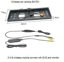 2.4G Wireless Module Transmitter&Receiver Car rear view Camera Reverse Camera