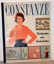 CONSTANZE Strickmoden und Handarbeit Heft 9 (1959) - Sonderheft 39
