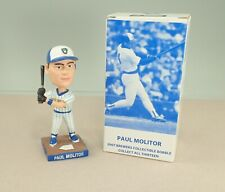 2007 Milwaukee Brewers Paul Molitor Mini Bobblehead In Box