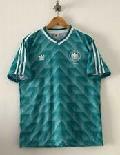 GERMANY AWAY RETRO SHIRT 1988-1990, S M L XL 2XL