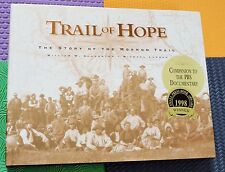 MORMON TRAIL HISTORY Utah LDS PIONEERS old west western 1800s Trail of Hope
