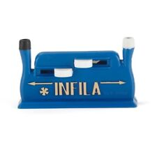 Infila Blue Automatic Needle Threader Easy to Use Hand Needles Only