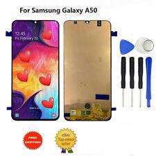 For Samsung Galaxy A50 2019 A505 OLED LCD Display Touch Screen Digitizer RHNUS