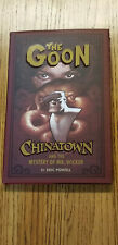 THE GOON: CHINATOWN AND THE MYSTERY OF MR WICER~POWELL~ DARK HORSE HARDCOVER NEW