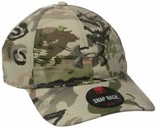 NEW! Under Armour Mens Ridge Reaper Snap Back Cap-Camo/Hearthstone One Size