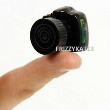 MINI DVR Telecamera Nascosta nel lettore USB-Web Cam Video Registratore HD Audio Piccola Mini