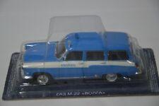Gaz M22 Volga Hungarian Police  IXO-IST DeAgostini 1:43