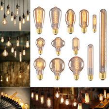 ANTIGUO Filamento LED E27 Retro Vintage Colgante Bombilla Edison estilo 40w