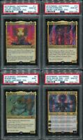 Kaleidoscope Killers Secret Lair 4 Foil PSA 10 Mint MTG Magic Sliver Overlord