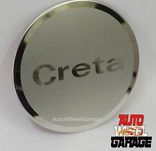 Chrome Hyundai Creta Fuel Tank Cover Lid Metallic Tank Cap