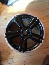 Ronal Glossy Rims with 5 Studs