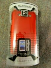 PLATINUM SMART CASE & HOLSTER FOR SAMSUNG GALAXY S3 RED