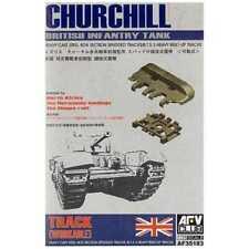 Chenilles pour Churchill 1/35 AFV Club