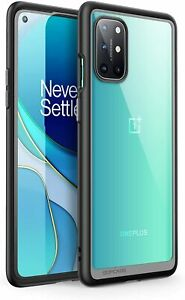 New For OnePlus 8T, SUPCASE UBStyle Protective Case Slim Bumper Clear Back Cover