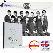 New EXO 1st Album XOXO (Kiss & Hug) Kiss Ver. Wolf