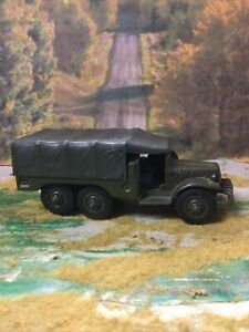 Solido WWII US Army Dodge 6x6 T223 Wc63 - 1/50 Model 242 3.1975