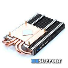 4 PIN Copper Heatpipe Aluminium Heatsink For CREE COB 10W LED