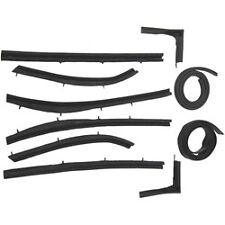 1955-1957 Chevrolet & Pontiac Convertible Roof Rail Weatherstrip Top Seal Kit