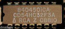 NOS RCA CD54HC32F3A CERDIP14 qty: 1