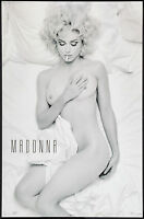 MADONNA - VERY HIGH QUALITY EARLY VINTAGE 1993 ALBUM POSTER, LOOKS GREAT FRAMED