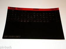 Microfich Ersatzteilkatalog Yamaha Quad YFZ 450 SEW Stand 06/2006
