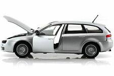 Alfa Romeo 159 - Silver, Motormax 1/18 Model Car