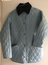 Vintage Ladies Liddesdale Barbour Quilted Jacket Size 10
