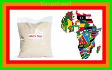 Gari - Bianco Gari - Africano Nigeriano Cibo Bianco Garri- 1.4kg