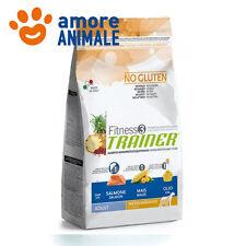 Trainer Fitness 3 Adult Medio-Maxi Salmone e Mais 12,5 Kg  crocchette per cane