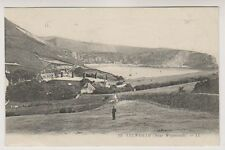 Dorset postcard - Lulworth (near Weymouth) - LL No. 13 - P/U 1920