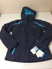 NWT- Womens Sz Med -Columbia Blazing Star Interchage 3-in-1 Jacket  -Omni Shield