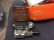 Grp 21 Engine Motor Nitro Rc Buggy Truggy Tuned Motor Rare