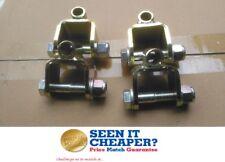 Suzuki Jimny separadores de choque/Soportes de Reubicación frente y parte trasera
