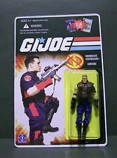 "Custom GI Joe figure and package of  alex "" MERCER"" from slaughter's renegades"