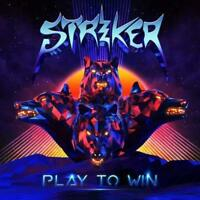 STRIKER - PLAY TO WIN   VINYL LP NEU