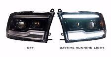 Morimoto XB LED Headlight Assembly Dodge Ram Plug & Play 09-18 1500 2500 3500
