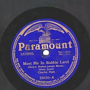 MEET ME TONIGHT IN BUBBLE LAND 78 CHARLES HART  USA PARAMOUNT 33030 (1919) E-/V+