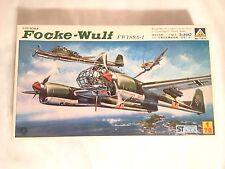 FOCKE-WULF 1/72 FW 189A-1 NEW,SEALED,MINT,